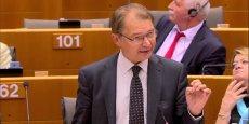 Philippe Lamberts, eurodéputé écologiste belge et Philippe Lamberts est eurodéputé écologiste belge. Il est également coprésident du groupe des Verts/ALE au Parlement européen.