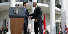 Justin Trudeau, qui a fait de la lutte contre le réchauffement climatique l'une de ses priorités, s'inscrit ainsi en rupture sur ce thème avec son prédécesseur conservateur, Stephen Harper.
