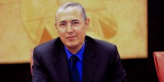 Mohamed El Kettani, PDG du groupe marocain Attijariwafa Bank.