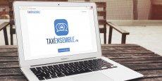 TaxiEnsemble, l'application qui veut faire co-voiturer les clients professionnels des taxis.