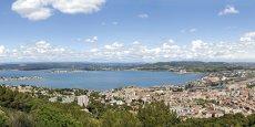 Le nouvel ensemble rassemble 14 communes autour du Bassin de Thau