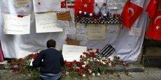 La Turquie a été depuis le début de l'année la cible de plusieurs attentats à la bombe, dont deux revendiqués par l'organisation Etat islamique (EI) à Istanbul.