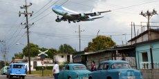 Washington et La Havane ont convenu en décembre dernier de rétablir des liaisons aériennes commerciales régulières, suspendues depuis des décennies.