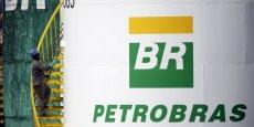 Petrobras a estimé l'an dernier à deux milliards de dollars les détournements effectués pendant une décennie en son sein.