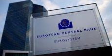 La BCE ne modifie pas ses taux en avril.