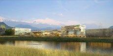Le projet GreenOvalley du géant Schneider, à Grenoble.
