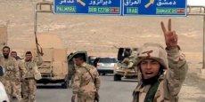 La reprise de Palmyre est autant stratégique que symbolique pour l'armée syrienne.