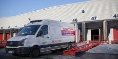 L'entrepôt e-commerce de Monoprix à Gennevilliers (92) appartenait déjà à la Samada, sa filiale logistique, avant d'être converti en local dédié à la vente en ligne.