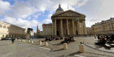 Le piéton pourra ainsi retrouver le contact direct avec le Panthéon, mais aussi la Madeleine, les bronzes de la Nation ou la colonne de Juillet à la Bastille, a souligné Anne Hidalgo.