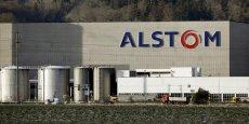 L'action Alstom gagnait 4,46% en Bourse, à 9h45.