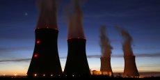 En tenant compte de la durée de vie restante des centrales européennes, les opérateurs ont déjà mis de côté un peu plus de la moitié des fonds nécessaires aux investissements. La Commission estime que pour être en bonne voie, cette part devrait plutôt atteindre 64%. (Photo: la centrale de Dampierre-en-Burly, dans le Loiret, à environ 50 km d'Orléans)