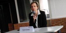 Virginie Calmels, vice-présidente de Bordeaux Métropole et adjointe au maire de Bordeaux