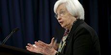 Janet Yellen, présidente de la Fed