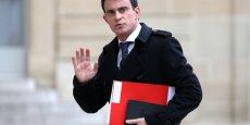 Manuel Valls a présenté ce jeudi un plan contre la pauvreté