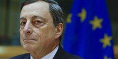 Mario Draghi doit faire face à de vives critiques venant d'Allemagne.