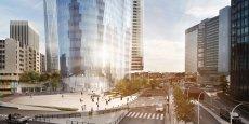 Le projet de la tour Alto sera détaillée dans le courant de l'année.