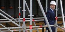 Le ministre de l'Economie espère convaincre les Européens de s'unir face au dumping de l'acier chinois.