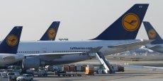 La première compagnie aérienne allemande avait annoncé un résultat net de 1,7 milliard d'euros en 2015, contre 55 millions d'euros l'année précédente.