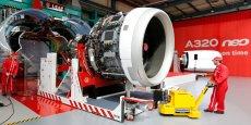 Plus de 500 moteurs LEAP- 1A commandés au premier jour du salon aéronautique du Bourget