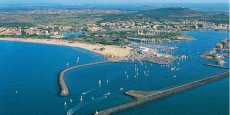 Hérault Méditerranée veut puiser dans les atouts de son cadre de vie (ici, Agde) pour impulser Gigamed