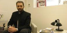 Laurent Oudot cofondateur de l'entreprise