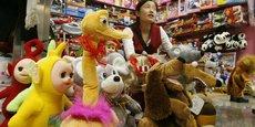 Parmi les produits dangereux identifiés, les jouets (27%) étaient les plus nombreux.
