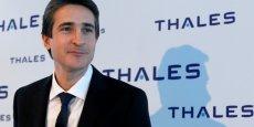 Le PDG de Thales Patrice Caine est un patron heureux, son groupe surfe sur des sommets historiques en termes de rentabilité