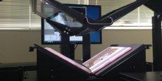 Les scanners d'i2S équipent en particulier de prestigieuses bibilothèques et couvrent un large éventail de tailles.