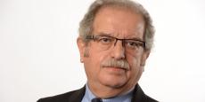 Serge Regourd, président de la commission Culture au Conseil régional LRMP