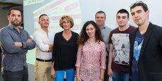 Les lauréats 2015 du concours Puls'innov