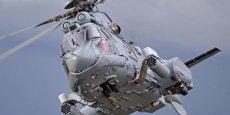 Les livraisons des huit Caracal, qui remplaceront les vieux Puma de l'armée de l'air, débuteront en 2024