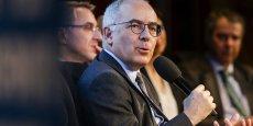 Manuel Tunon de Lara, président de l'Université de Bordeaux