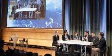 Le Sommet Santé a organisé, durant tout l'après-midi du 3 mai, débats et conférences au Corum de Montpellier.