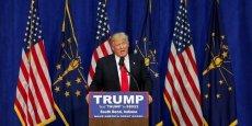 Sur les quelque 51 millions de dollars levés par Donald Trump dans le cadre de sa campagne, moins de 3 millions proviennent de membres extérieurs à son comité de soutien, d'après le site opensecrets.org.