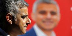 Le député Sadiq Khan, membre de l'opposition travailliste britannique, a été élu maire de Londres.