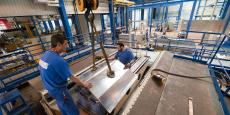 Gagner en compétitivité sans renier l'exigence qualitative de la production, tel est l'objectif de Potez avec l'ouverture de son premier site industriel hors de France.