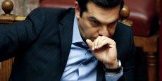 Le premier ministre grec, Alexis Tsipras. Son gouvernement apprécie peu que Bruxelles prenne position sur l'affaire des statistiques, actuellement examinée par la justice grecque