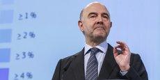 Pierre Moscovici a justifié la modération de la Commission européenne sur les déficits espagnols et portugais.
