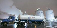 Le rachat d'Airgas fera passer le chiffre d'affaires d'Air Liquide de 16,4 milliards d'euros l'an dernier à plus de 20 milliards d'euros (22 milliards de dollars).