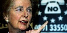 C'est Margaret Thatcher que les Britanniques doivent remercier pour cette manne européenne. Le 25 juin 1985, lors du Conseil de Fontainebleau, la Première ministre a en effet arraché ce « rabais britannique », en menaçant de cesser de verser la participation au pays au budget des communautés européennes.