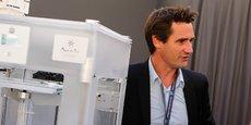 Sébastien Vercruysse a fondé Avenao en 2003 et surfe aujourd'hui sur la thématique de l'industrie du futur.