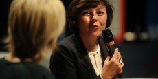 Carole Delga à Narbonne lors des 2e Rencontres de la Nouvelle Région