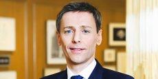 Fabrice Gautron, Directeur général France et Benelux chez Tiffany.