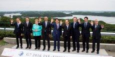 Les dirigeants du G7 ont fait vendredi de la croissance mondiale leur priorité absolue, sans donner les moyens de la doper... comme l'année dernière.