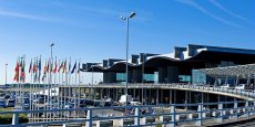 L'aéroport de Bordeaux a enregistré en juillet un nouveau record avec 606.300 passagers.