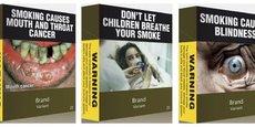 British American Tobacco,un des plus importants producteurs de tabacs'est dit fermement opposé au paquetneutre.