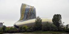 270.000 personnes ont visité la Cité du vin inaugurée en mai 2016 à Bordeaux.