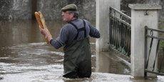 Le Centre et l'Ile-de-France sont particulièrement touchés par les crues.