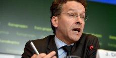 Jeroen Dijsselbloem regrette que la Commission ait décidé l'an dernier de ne pas ouvrir de procédure de déficit excessif contre la France, lui donnant plus de temps pour se mettre en conformité avec les règles communes.