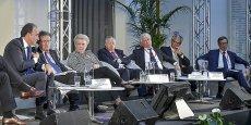 La 2e table ronde de la Conférence économique des métropoles s'intitulait Jouer collectif à toutes les échelles.